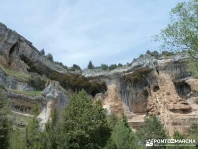 Cañón del Río Lobos  [Día de San Isidro] madrid alrededores excursiones amigos del senderismo ru